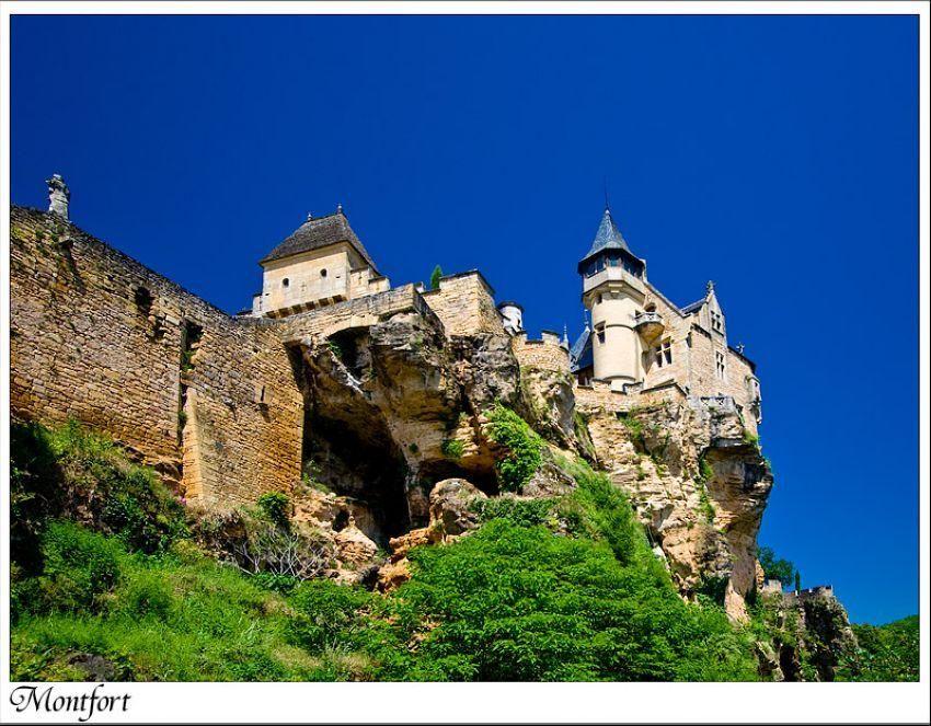 Montfort Castle France Castles france, French castles