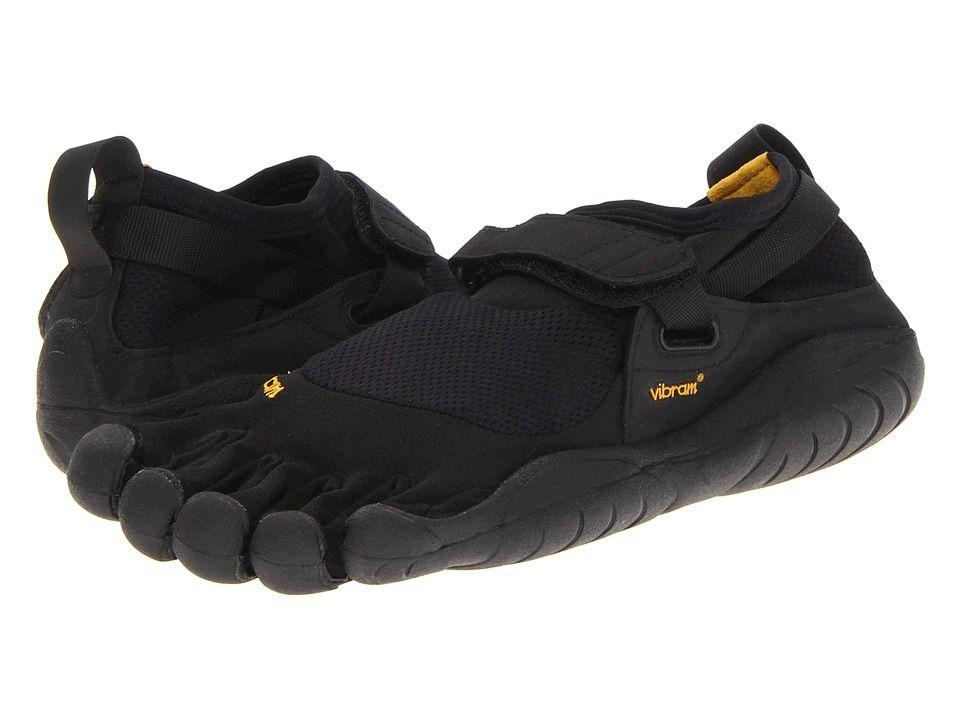 Vibram FiveFingers KSO Women's Running Shoes Black/Black