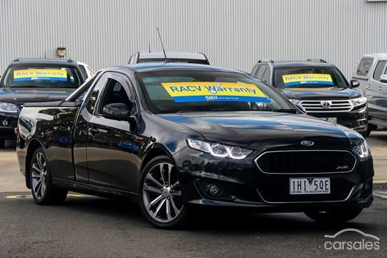 2014 Ford Falcon Ute Xr6 Fg X Manual Ford Falcon New And Used Cars Ford