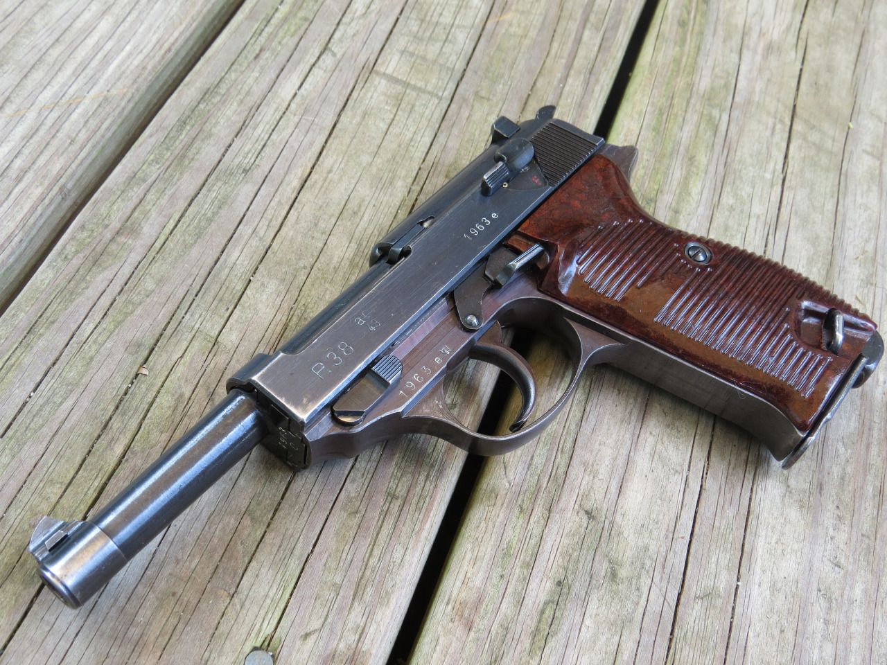 "maxgromov: "" Walther P38 """