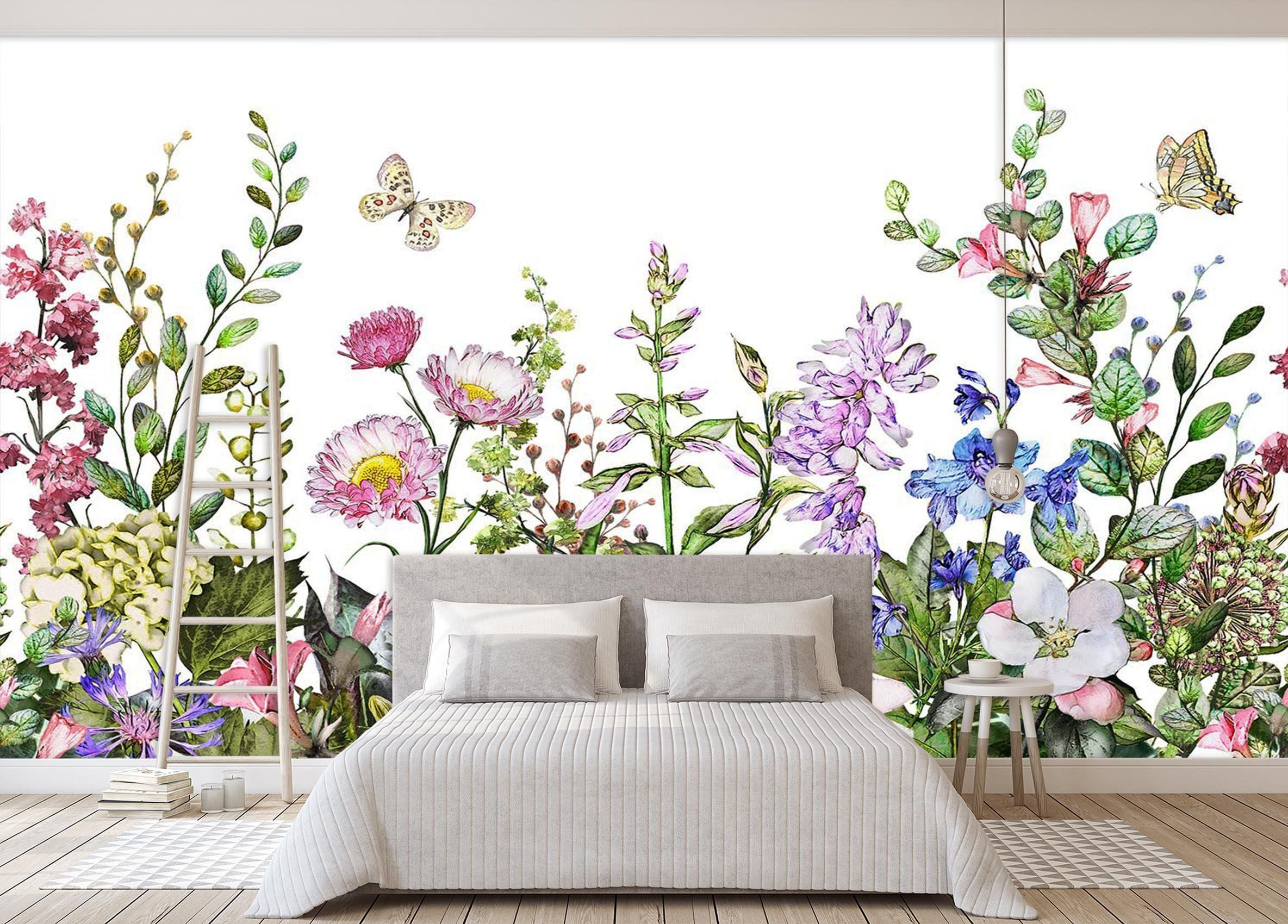 Customize Wall Mural in 2020 Wall murals, Traditional