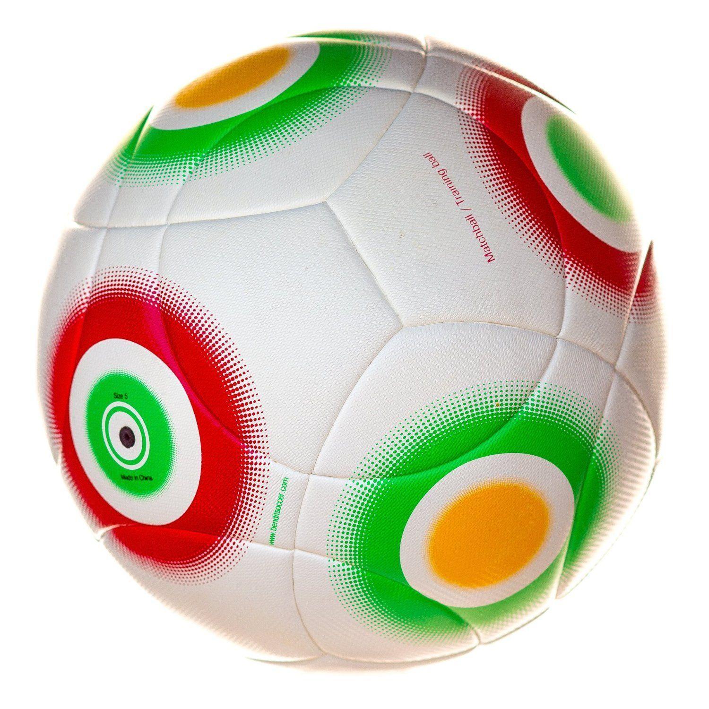 8191acf1fc156 Amazon.com : Bend It Soccer, KNUCKLE-IT PRO WHITE, Match Soccer Ball ...