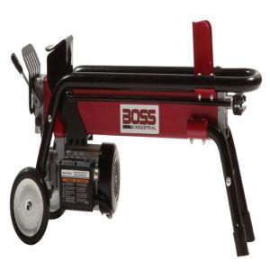 Boss Industrial Es7t20 Electric Log Splitter Log Splitter Electric Logs Log Splitters