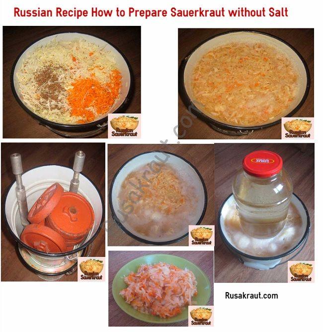 Russian recipe how to prepare sauerkraut without salt sauerkraut russian recipe how to prepare sauerkraut without salt forumfinder Image collections