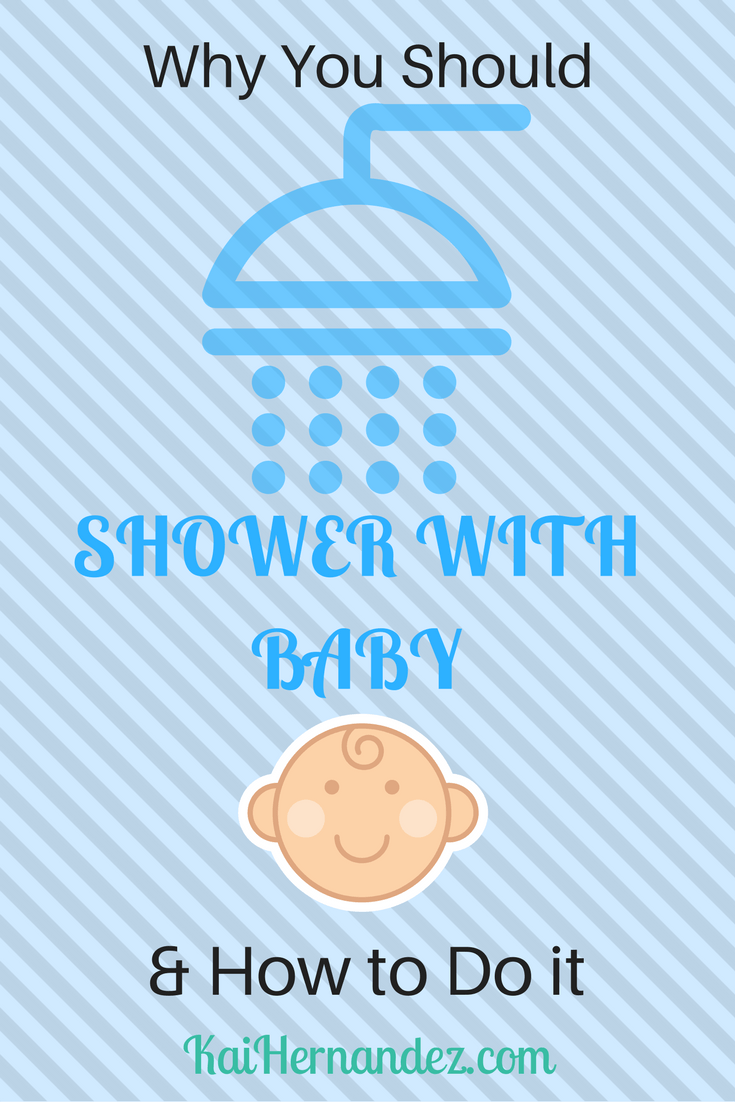 Why You Should Shower with Your Little One & How to Do it ...