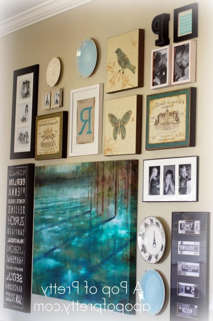 perfect for above the bed in moms room diy wall art crafts on wall of moms id=39698