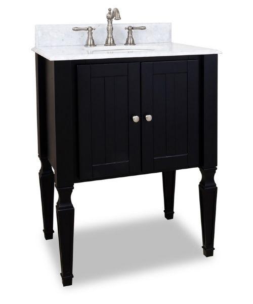 Elements Van049 T Jensen 28 In Single Bathroom Vanity With Optional Mirror Bat Vintage Bathroom Vanities Traditional Bathroom Vanity Small Bathroom Vanities