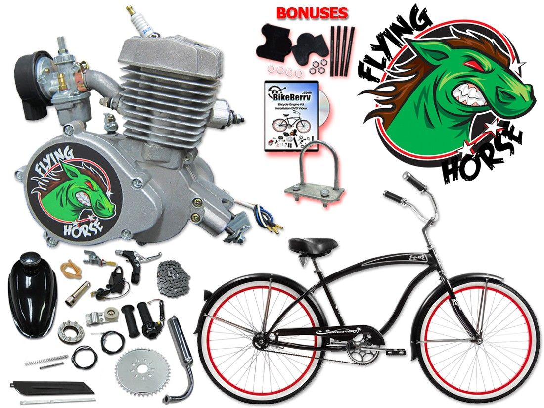 We are now affiliated with bikeberry and gasbike net