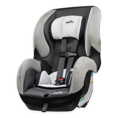 Evenflo® SureRide™ DLX Convertible Car Seat