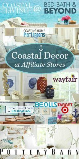 Craft Decorate Coastal With Michaels Coastal Decorating