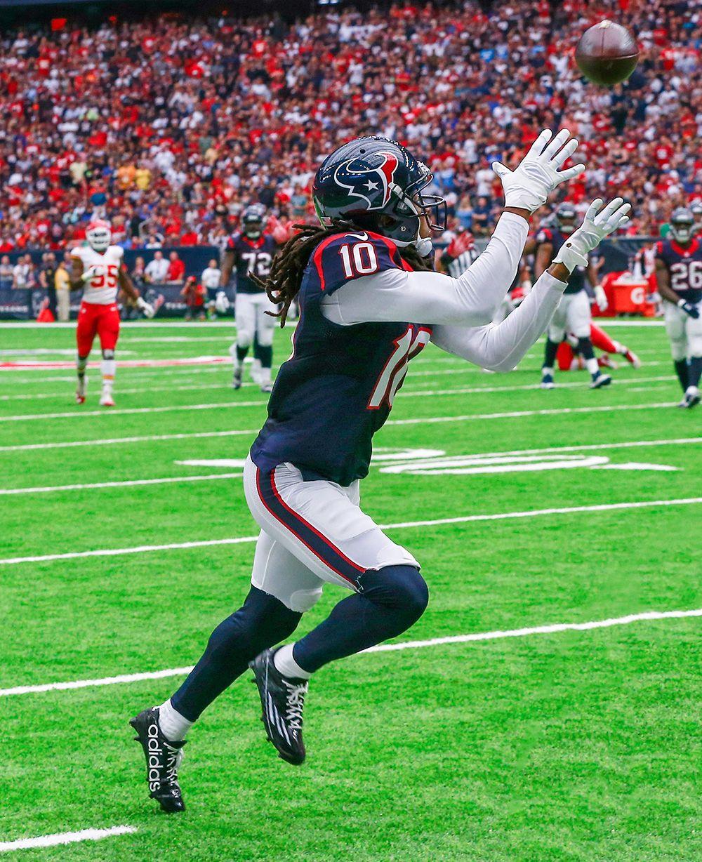 Deandre Hopkins Best Images From Nfl Week 2 Deandre Hopkins Nfl Week Texans Football