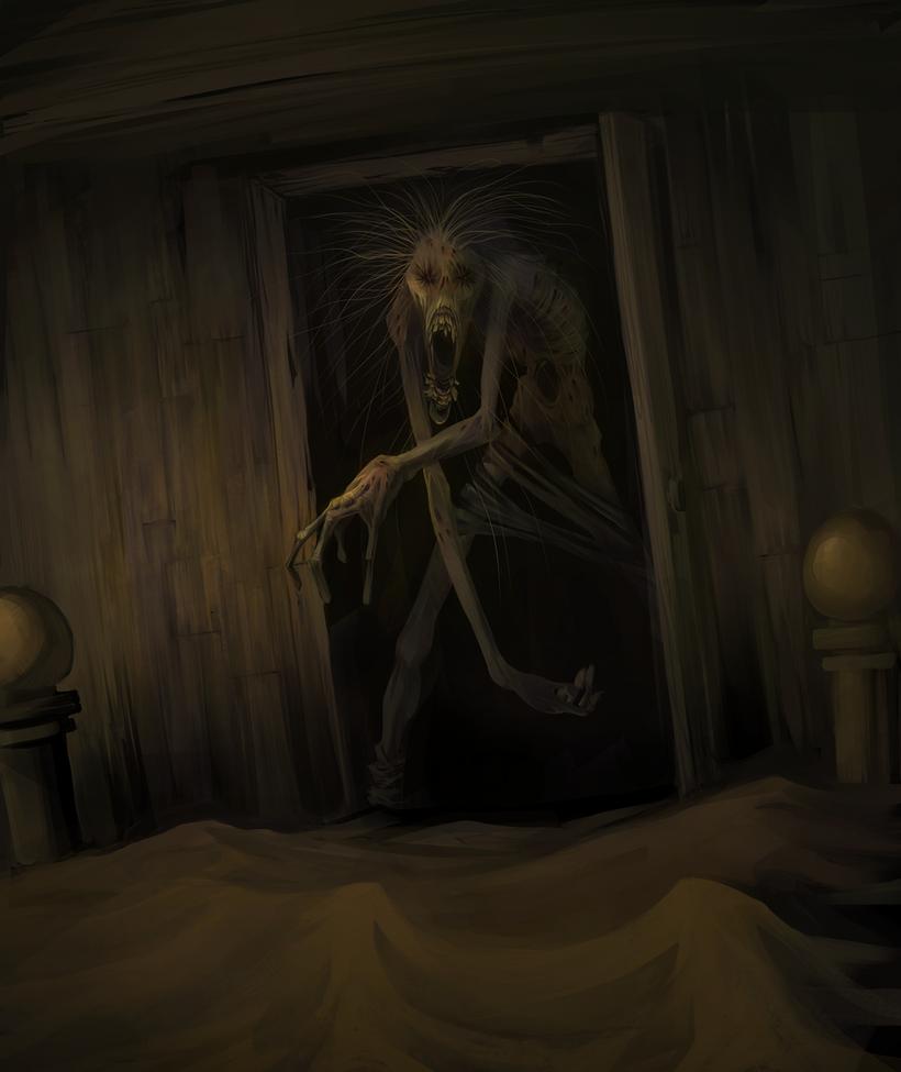 Celticthunder1994 Too Late By Coconutmilkyway Deviantart Creepy Horror Scary Art Horror Art