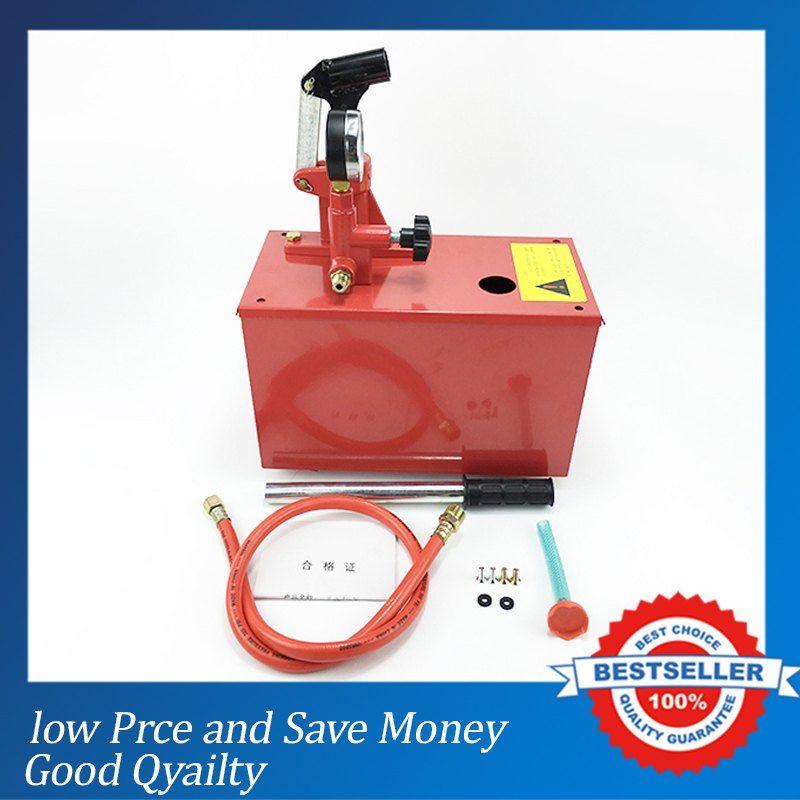 0 25kg Pipeline Pressure Testing Tool Portable Hand Pump Sy 25 Plumbing Plumber Cool Things To Buy