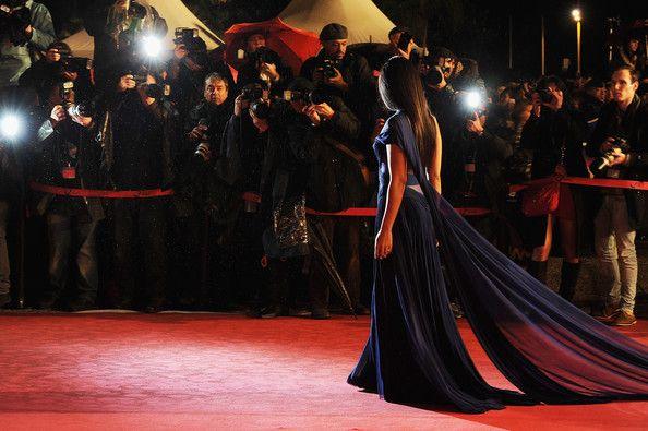 Anggun Photos Photos - Celebs on the Red Carpet for the