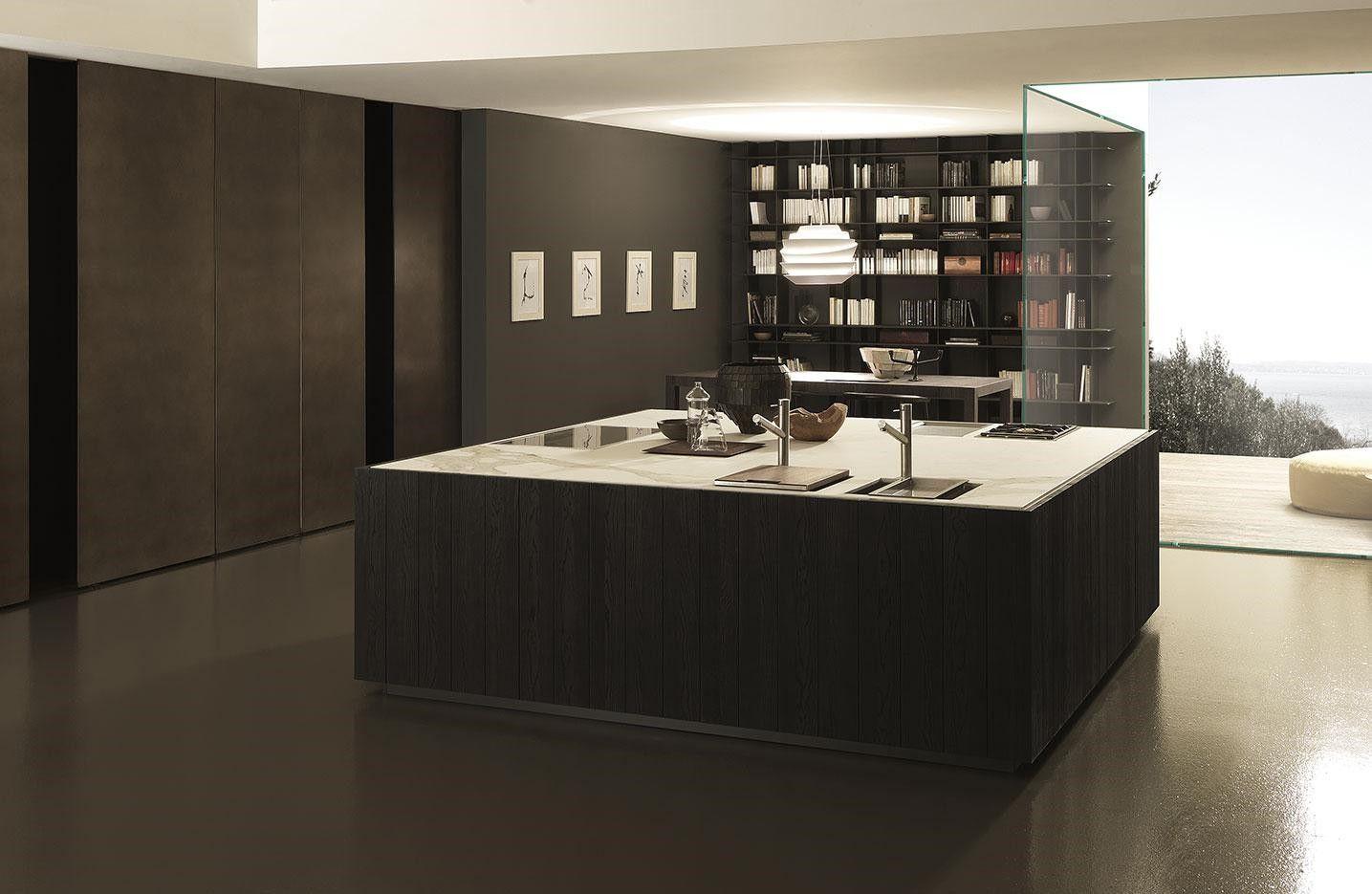 Cuisine Design Et Haut De Gamme A Montpellier Porto Venere Cuisines Design Cuisine Moderne Cuisine Contemporaine