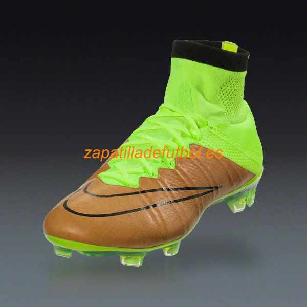 Venta al por mayor Zapatos de Soccer Nike Mercurial Superfly FG Para Terreno Firme Lienzo Negro Voltio Tech Craft Ii