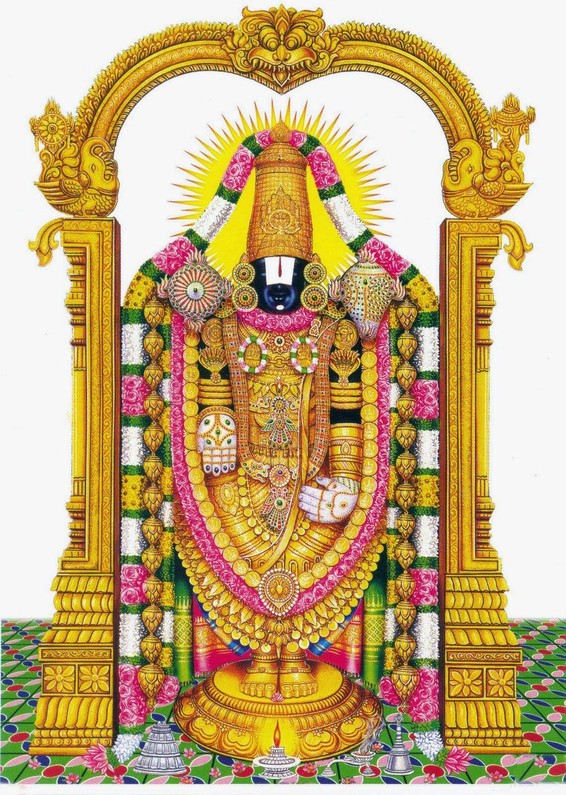 Sri Tirupati Balaji Hd Wallpapers Images Photos For Desktop Lord Murugan Wallpapers Lord Balaji Lord Vishnu Wallpapers