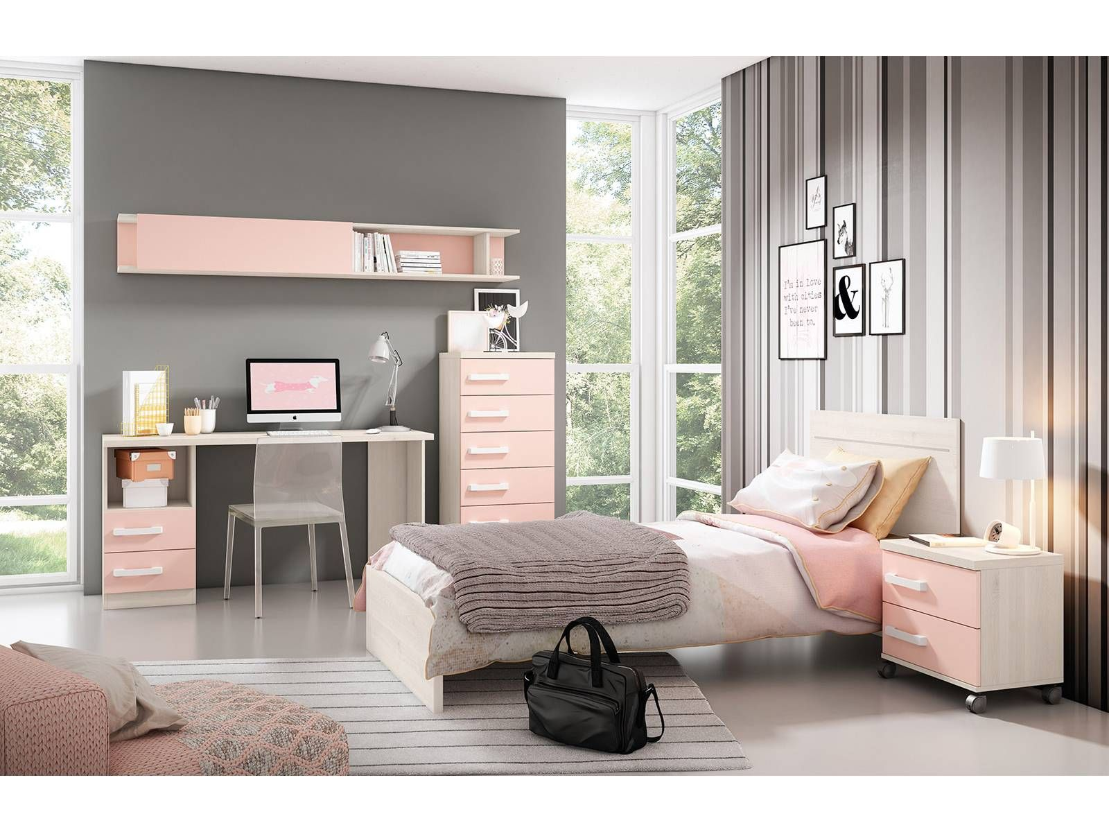 Resultado de imagen para dormitorios juveniles modernos