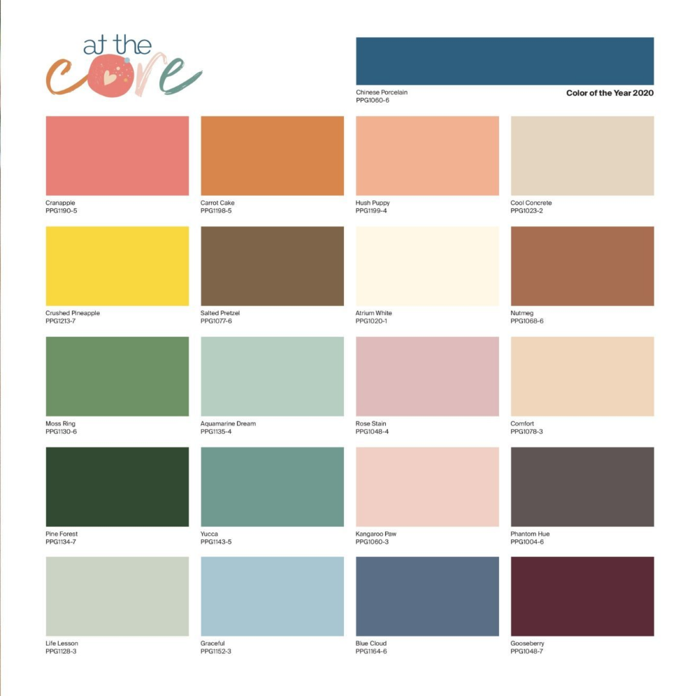 ppg color of the year 2020 chinese laundry kitchann on top 10 interior paint brands id=45215