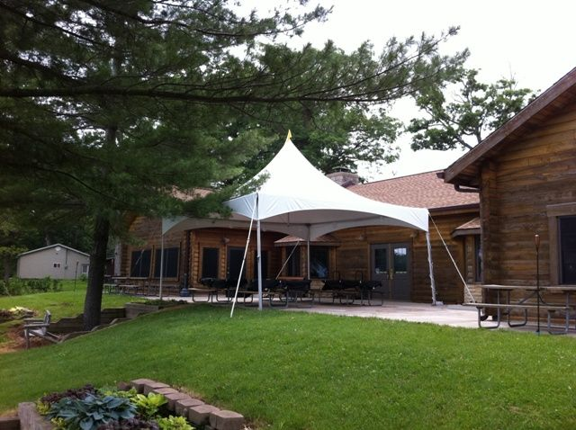 Davis Lodge Terrace Party Rentals Outdoor Structures