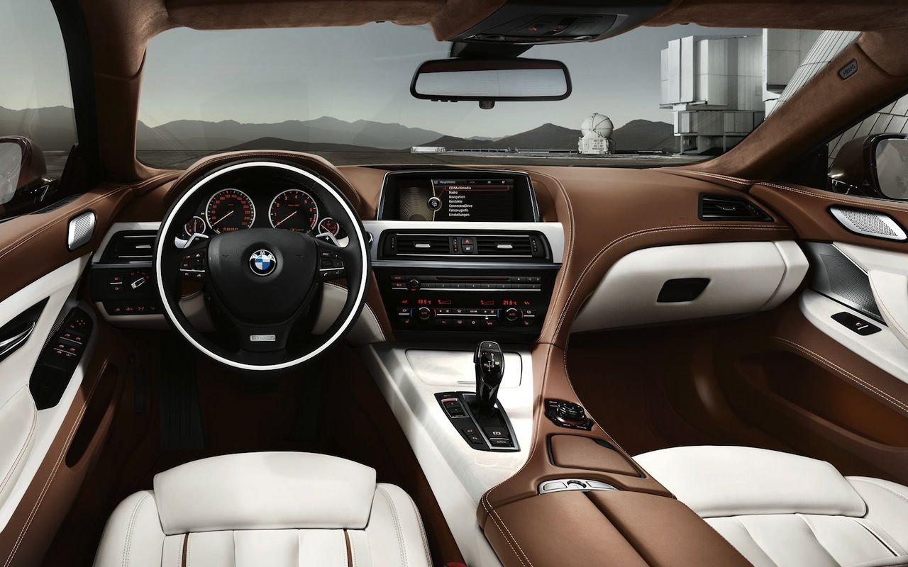 Bmw 6 Series Gran Coupe New Photos And Details Bmw 6 Series
