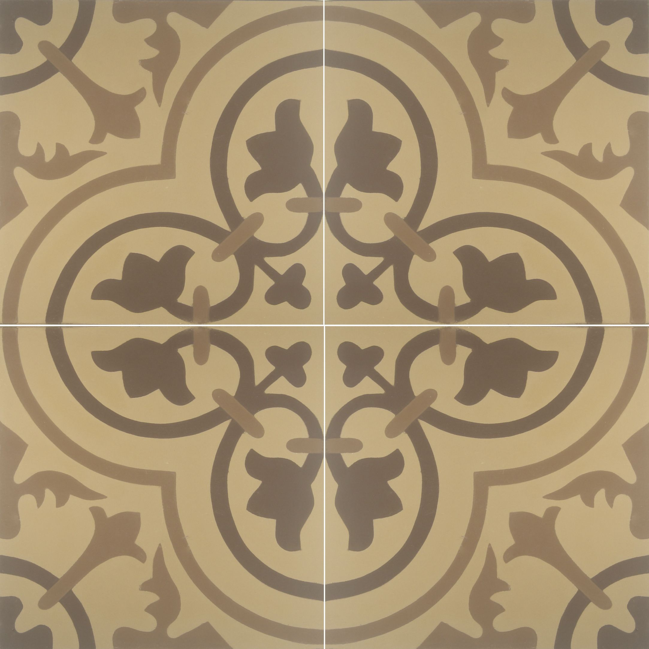Nuestro #Ladrillodeldia, el #mosaico o #pisodepasta #Cluny-888C ...