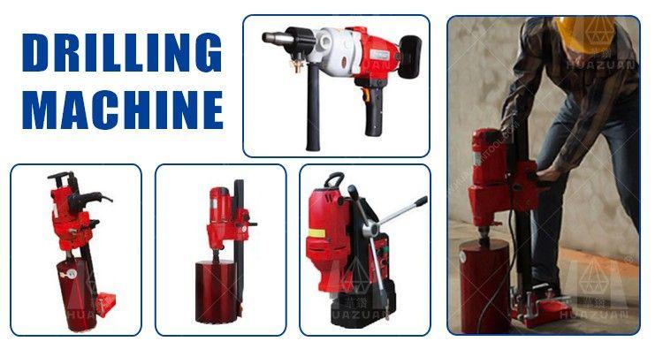 Diamond Core Drill Bit For Stone Brick Wall Concrete Or Reinforced Concrete Drill Drilling Machine Drill Bits