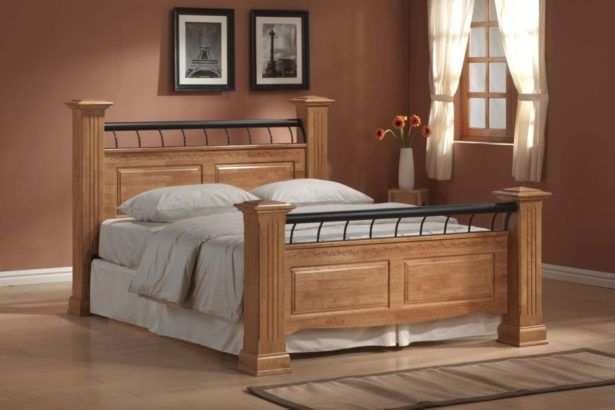 Bedroom:Cheap King Headboards And Bed Frame Ideas Cheap King ...