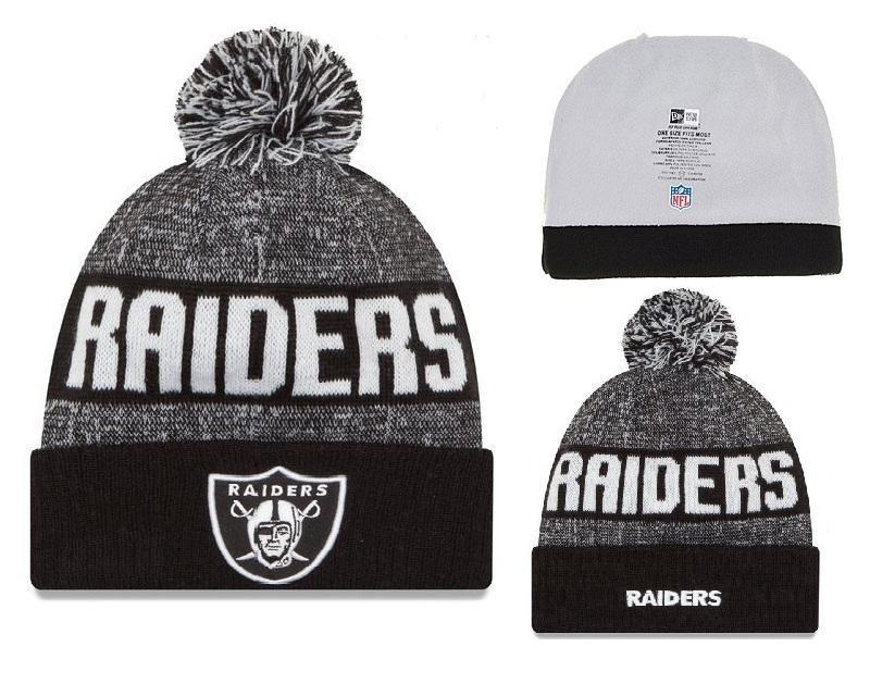 sneakers for cheap fb365 71988 Men s   Women s Oakland Raiders New Era 2016 NFL Sideline Throwback Sport  Knit…