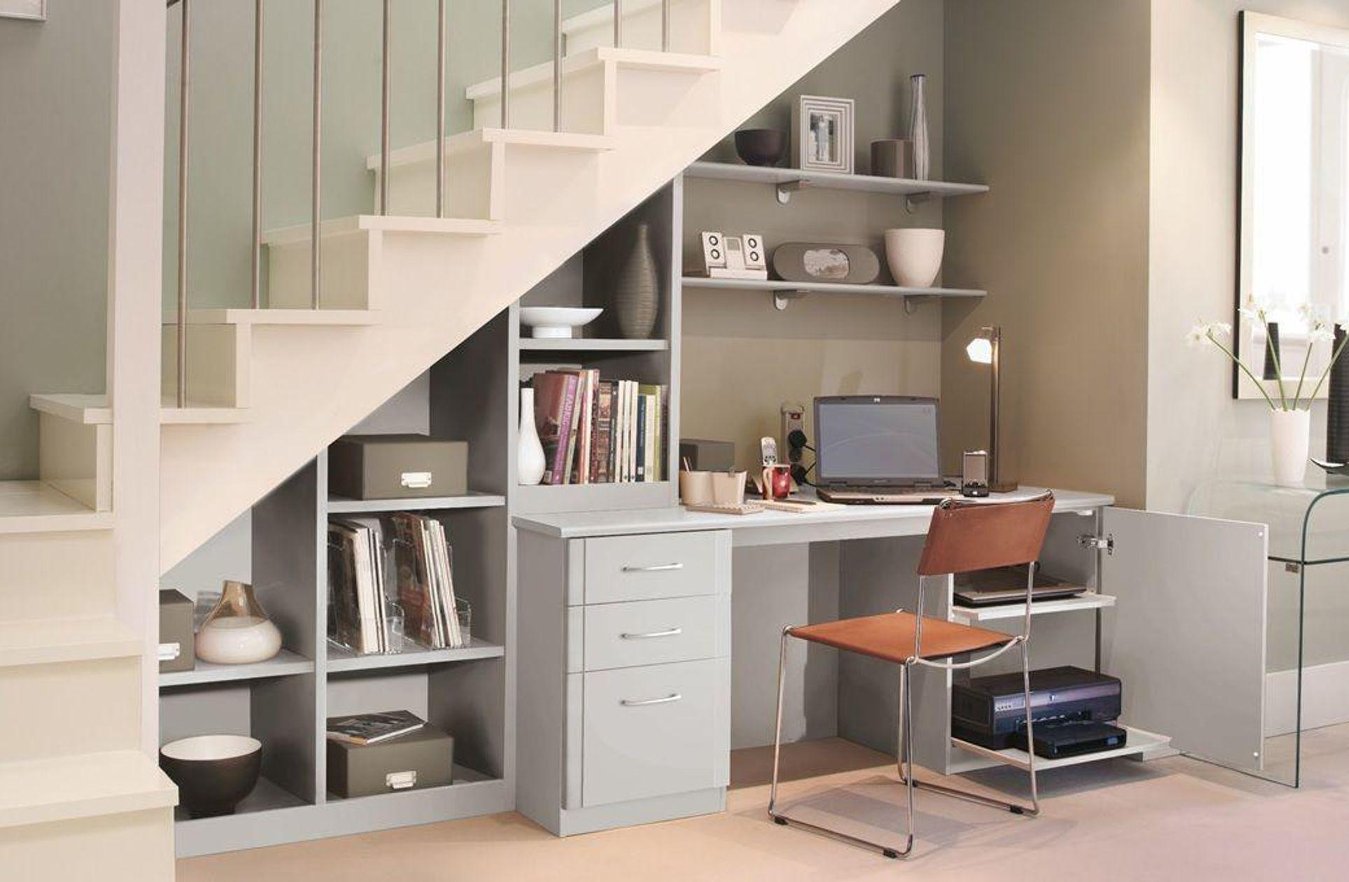 Storage Ideas for Under the Stairs in 2020   Understairs ...