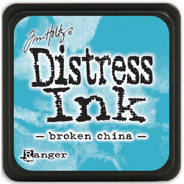 Ranger Ink Tim Holtz Broken China Mini Distress Ink Pads | Tim ...