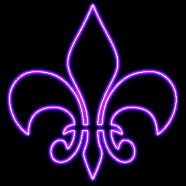 Deviantart more collections like fleur de lys symbol saints row 2 penelope pinterest - Fleur de lys symbole ...