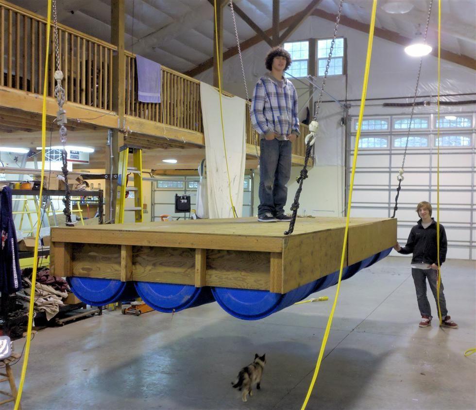 Floating dock kit deckoutdoor spaces pinterest boating boat floating dock kit and garages solutioingenieria Image collections
