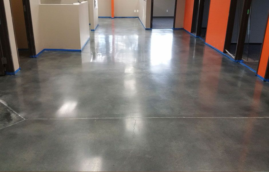 The Levels of Polished Concrete | Diy polished concrete ...