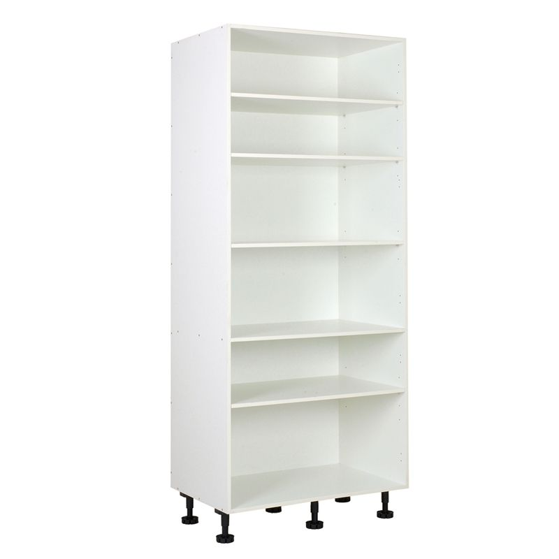 Kaboodle 900mm Pantry Base Cabinet Discount Living Room Furniture Installing Cabinets Corner Pantry Cabinet