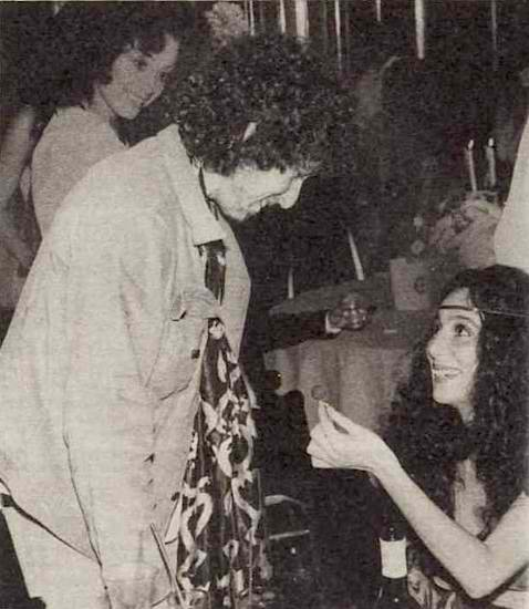 Cher, Mr and Mrs Dylan | Bob dylan, Dylan, Bob