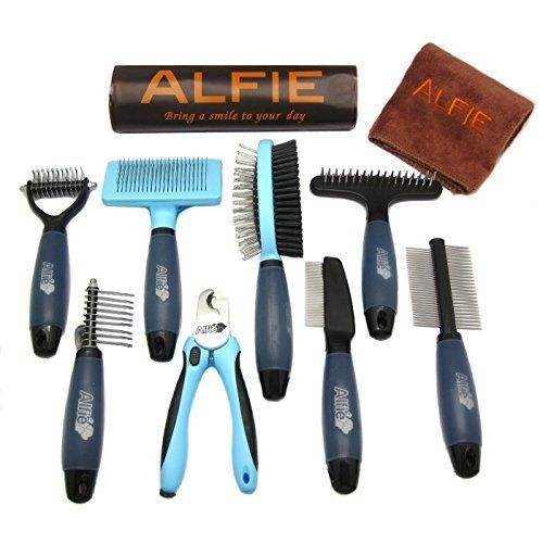 Alfie Pet By Petoga Couture Devin 8 Piece Home Grooming
