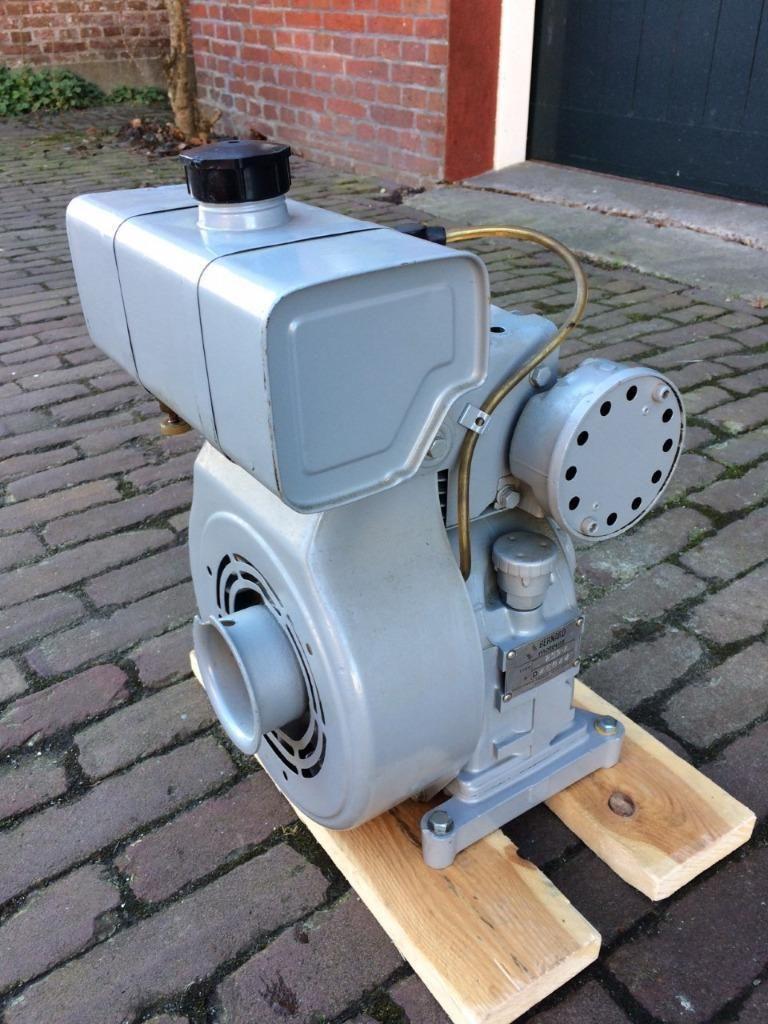 Goedlopende Bernard W239a Stationaire Motor Motoren