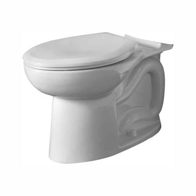 American Standard Cadet 3 Flowise Tall Height Elongated Toilet Bowl Only In White Toilet Bowl Toilet Toto Toilet