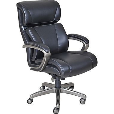 z executive la chair staples lazboy chairs fave dresden lazy office active black lumbar boutiqify boy