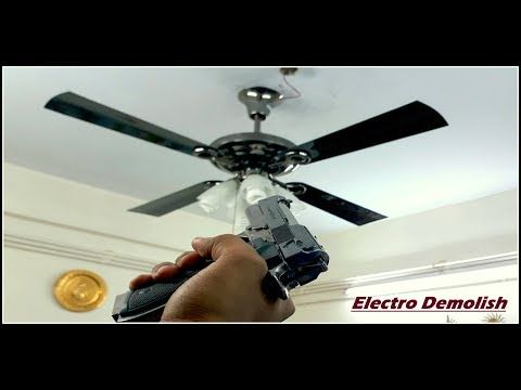 Ceiling fan wobble until it falls down 2 blades and 1 blade test ceiling fan wobble until it falls down 2 blades and 1 blade test ceiling mozeypictures Image collections