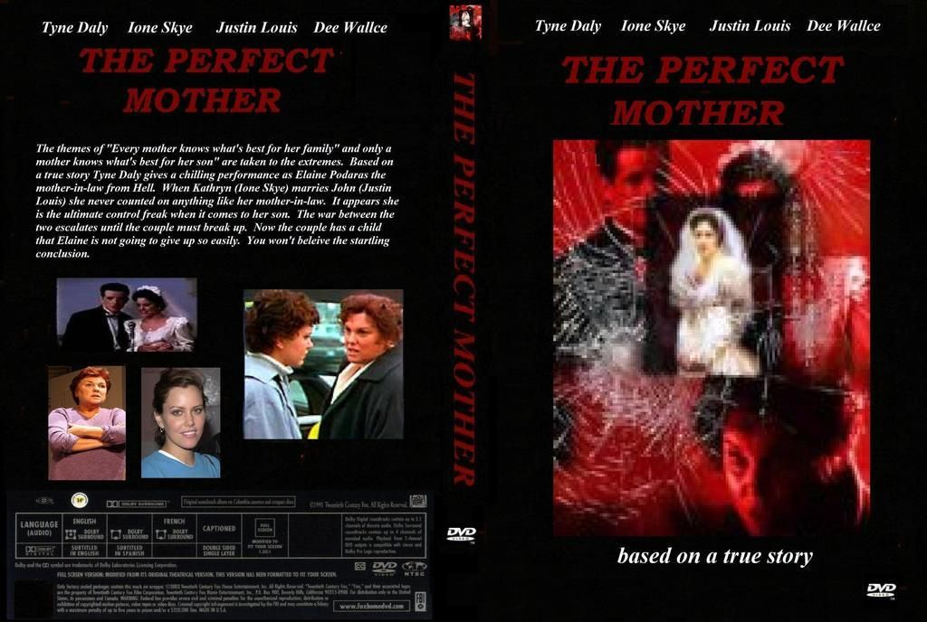 The Perfect Mother  Based on the true story of Jelka and
