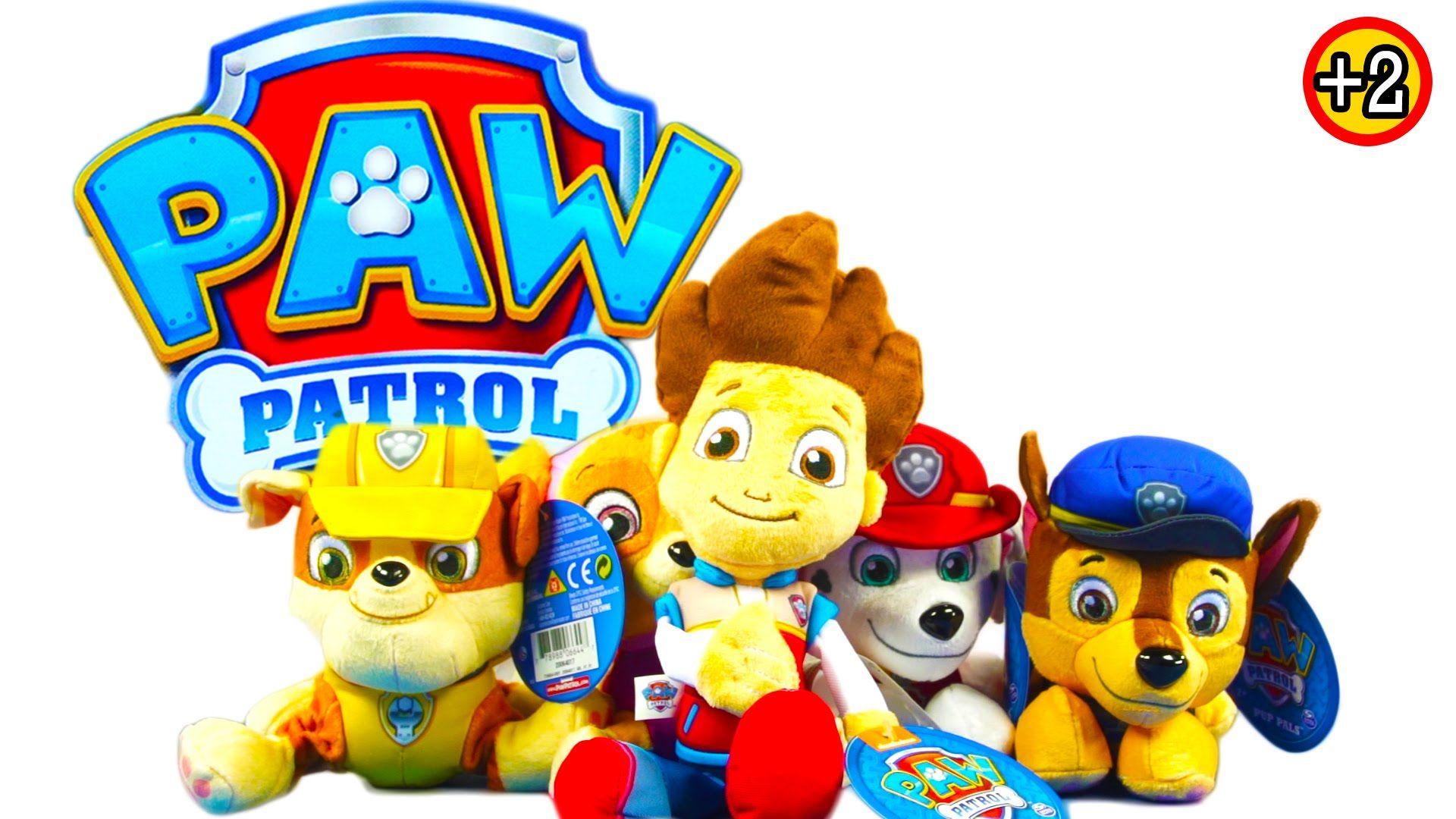 12+ Paw patrol stuffed animals ideas
