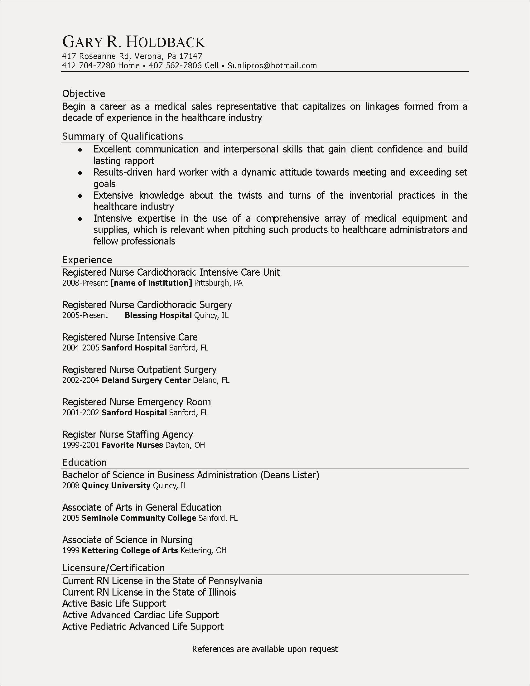 68 Inspiring Images Of Resume Sample For Enrolled Nurse Check More At Htt Career Objectives For Resume Resume Objective Statement Examples Career Change Resume