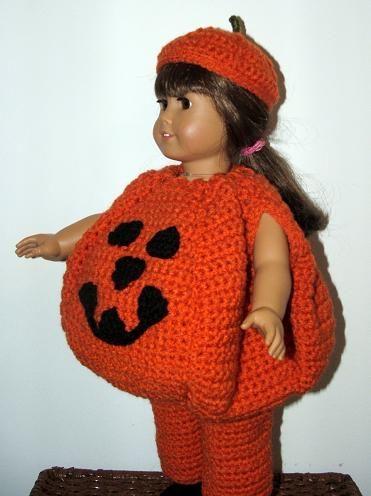 Crochet Pattern-AG Pumpkin Costume | Pumpkin costume, Fun costumes ...