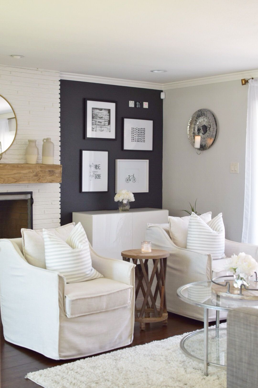 Create An Airy Living Room Homegoods