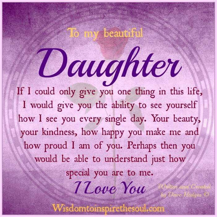 I Love My Daughter Quotes For Facebook 2: Aww. I Am So Proud Of My Daughter And She Is Only 15