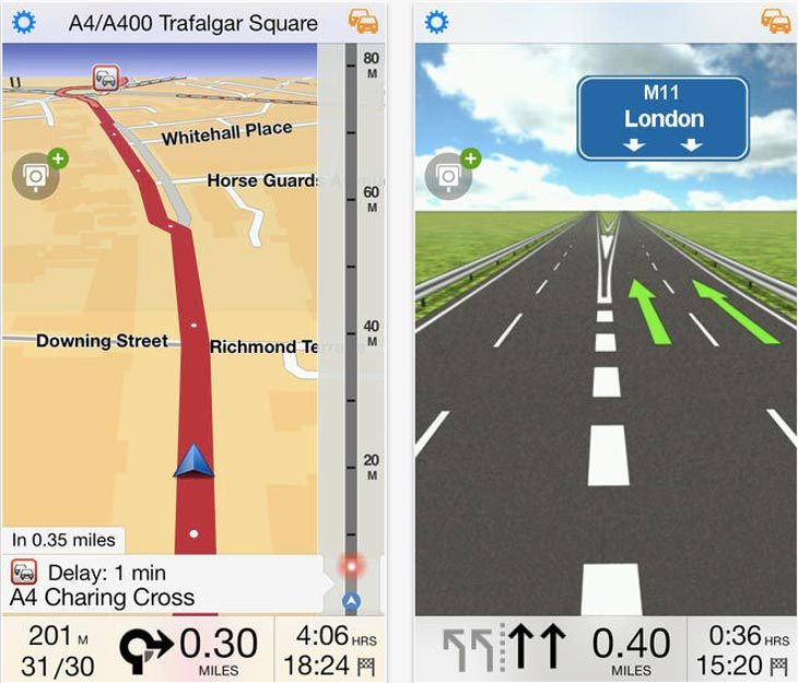 the tomtom app will receive an update for ios 8 and iphone. Black Bedroom Furniture Sets. Home Design Ideas