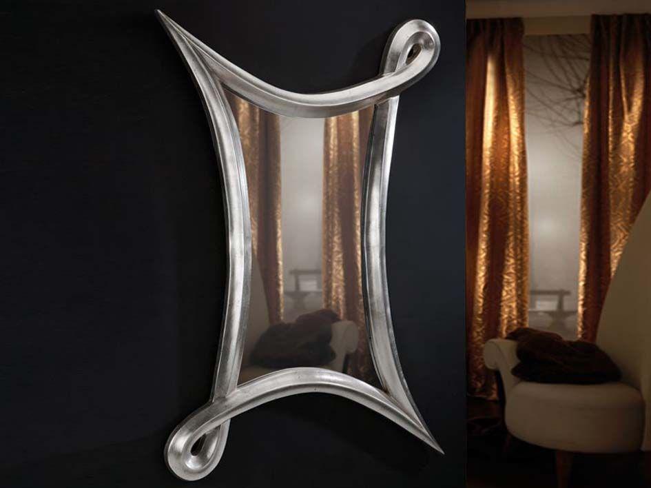 Espejos vestidores modelo nuane decoracion beltran tu for Espejos plateados modernos