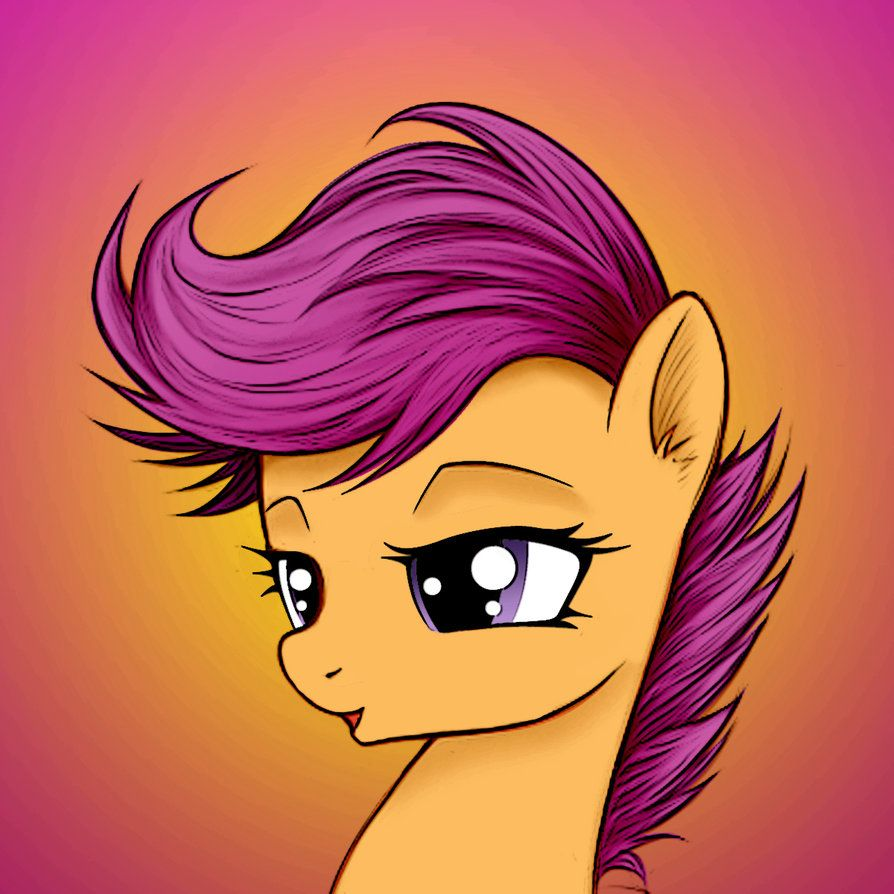 Scootaloo By Moonlightclouds On Deviantart Mlp My Little Pony Mlp Pony My Lil Pony Please follow the existing format if you would like to add yourself to the list. pinterest